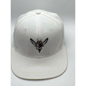 University Lynchburg Hornets White Adidas Cap Hat